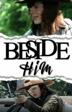 Beside Him (Carl Grimes) by poeticwheeler