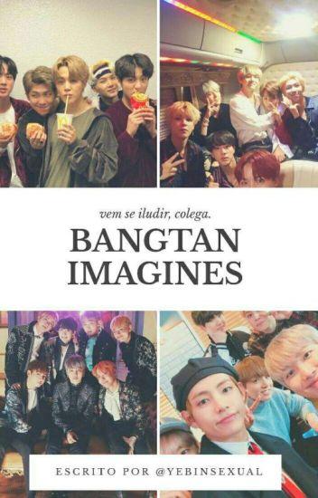 Bangtan Imagines.
