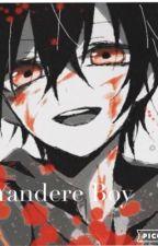 Yandere Boy by _yandere_Senpai_