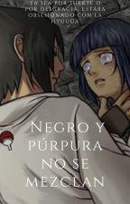 Negro y púrpura no se mezclan by Naoko_Ichigo