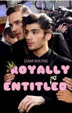 Royally Entitled- Ziam Mayne by PreciadoA