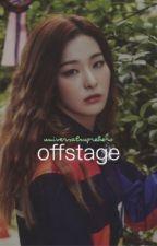 offstage | bangtanvelvet by deulgay