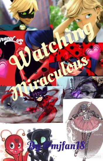 ❤️Watching miraculous ladybug❤️