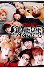 Jóvenes Adultos~BTS×UKiss [Editando] by GirLeeKook