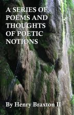 A Series Of Poems And Thoughts Of Poetic Notions by FlipXide