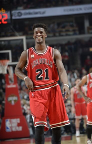 Caught Up // Jimmy Butler