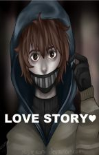 *LOVE STORY* Ticci Toby* by VforEver