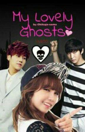 My Lovely Ghosts by inhalemyfemaledong