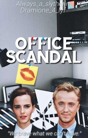 Office scandal (Dramione)