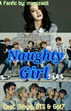 NAUGHTY GIRL by mimizaidi