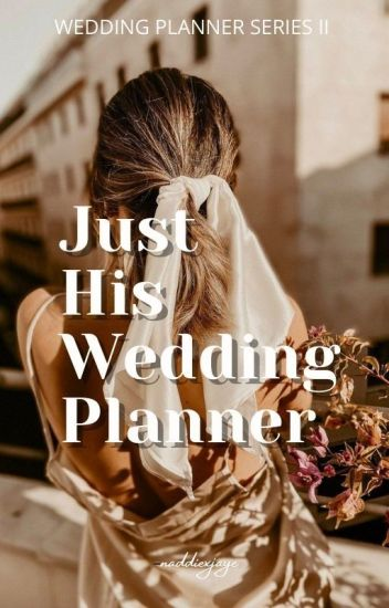 Just His Wedding Planner
