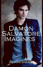 Damon Salvatore Imagines by iLoveChocolate35