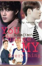 You Change My Everything by nandarlwin