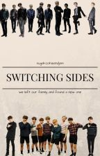 Switching Sides [Exo & BTS] by jamsandcarrots