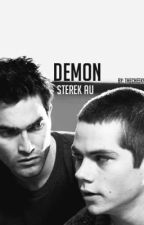 Demon (Sterek AU) by thecheekychesirecat