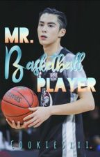 Mr. Basketball Player by Cookiesxxi