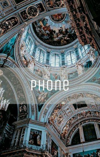 Phone // Chanbaek