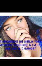 """Chronique de Neïla """"Des quartiers  bourges a la cité ma vie à changé"""" by InesBsl"""