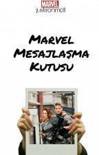 Marvel Mesajlaşma Kutusu (tamamlandı) by justironmell