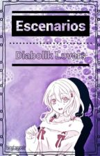 Escenarios «Diabolik Lovers» by -Dxrling
