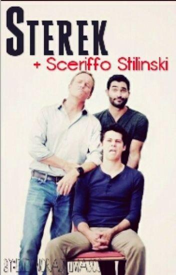 STEREK +Sceriffo Stilinski