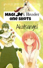 Magi x Reader (Tú) One shots by Akatsangel