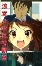 The Anticipation of Haruhi Suzumiya by aekanshd
