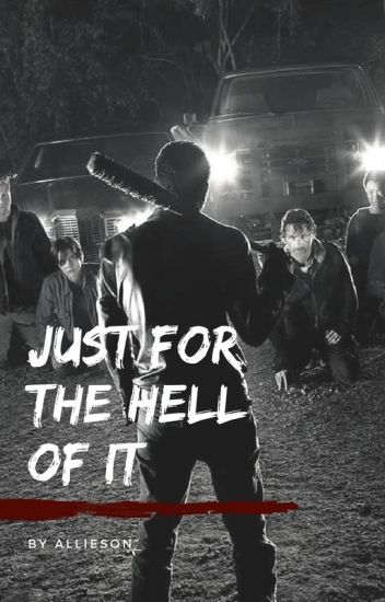 ⇆Just For The Hell of It⇄