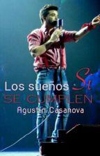 Los Sueños Si Se Cumplen ~ Agustín Casanova - COMPLETA. by MalePereyraa_