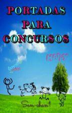 PORTADAS PARA CONCURSOS  by san-chan1