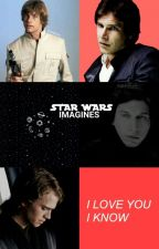 Star Wars Imagines by emokylorio