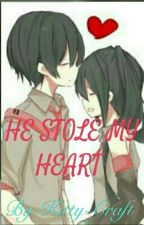 HE STOLE MY HEART!  - (Crush x Reader) by Kitty-Craft