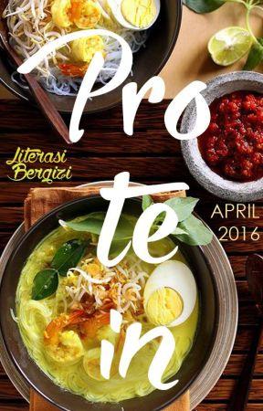 Protein ○ April ○ by LiterasiBergizi