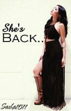 I'M BACK!! 2: She's Back.. [JaDine fanfic]  by Sasha1511