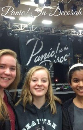 Panic! Concert in Decorah by musicmaya