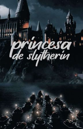 Princesa de Slytherin by Plxnetxx