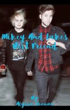 Mikey and Luke's Best Friend by gxldenurie