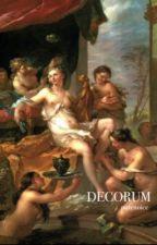 decorum.  by sleeptae