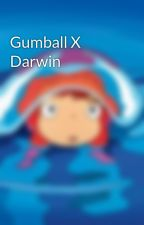 Gumball X Darwin  by yanderecony