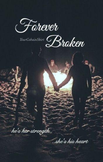 Forever Broken // Carl Grimes