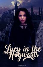 Lucy in the Hogwarts by IlovemyIsaac