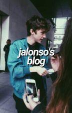 Jalonso's Blog by goldenbass