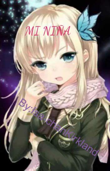 Mi niña (Hetalia x Lectora)