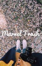 Marvel Trash by MrsEvanStan
