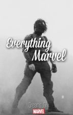 Everything Marvel (Marvel facts) by Dreams_07