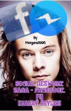 Social Network Saga - Facebook. [4] |Harry Styles|  by Morgana1995
