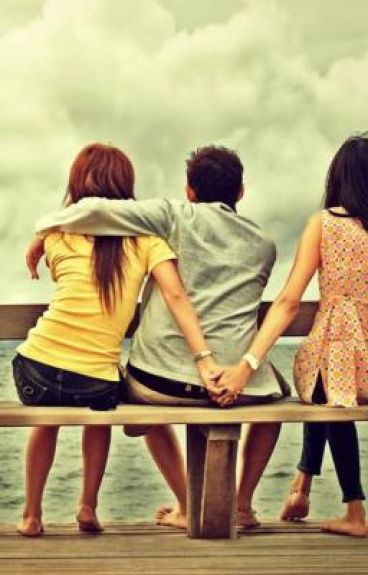 A Crazy love triangle-A life of a bisexual teenage girl