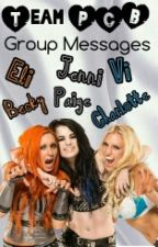 Team PCB Group Messages by thefemaleshield