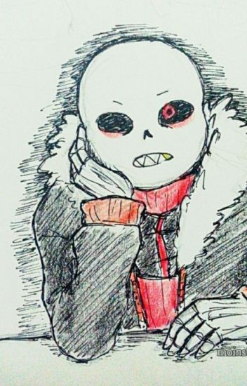 I'm Glad You Came (Underfell!Sans x Beaten!Reader)