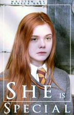 She's Special ▶ Harry Potter ◀ by RebecxG